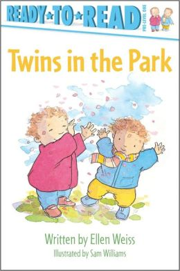 Twins in the Park (Ready-to-Read Series: Pre-Level 1)