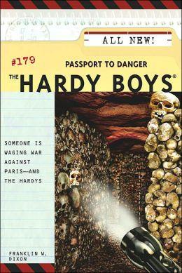 Passport to Danger (Hardy Boys Series #179)