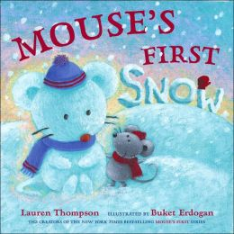 Mouse's First Snow (Mouse's First Series)