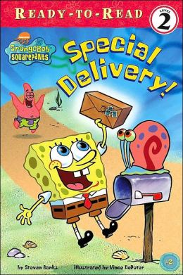 Special Delivery! (Spongebob Squarepants Series #2)