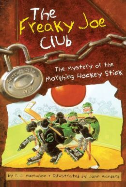Mystery of the Morphing Hockey Stick (The Freaky Joe Club)
