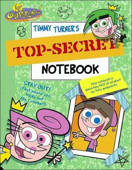 My Top-Secret Notebook (Fairly Odd Parents Series)