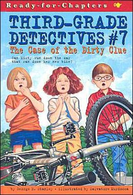 The Case of the Dirty Clue (Third-Grade Detectives Series #7)