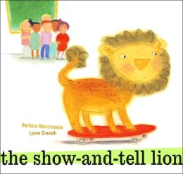 Show-and-Tell Lion