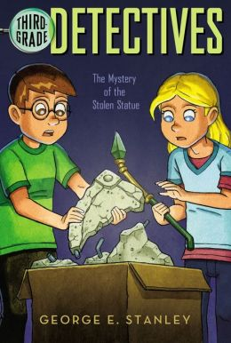 The Mystery of the Stolen Statue (Third-Grade Detectives Series #10)