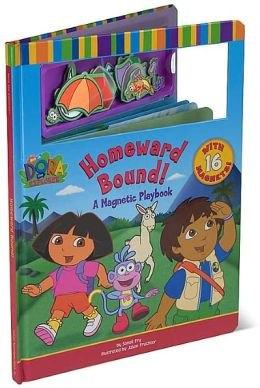 Homeward Bound! (Dora the Explorer Series)