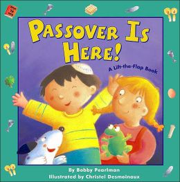 Passover Is Here!: A Lift-the-Flap Book