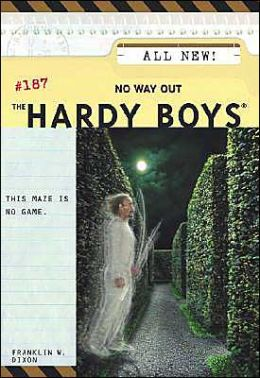 No Way Out (Hardy Boys Series #187)