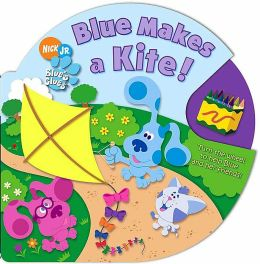 Blue Makes a Kite!
