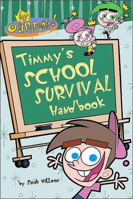 Timmy's School Survival Handbook (The Fairly Oddparents)