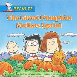The Great Pumpkin Strikes Again!