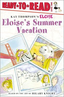 Eloise's Summer Vacation (Ready-to-Read Series Level 1)