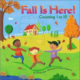 Fall Is Here!: Counting 1 To 10