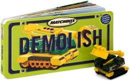 Demolish with Demolition Machine