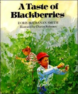 Taste of Blackberries