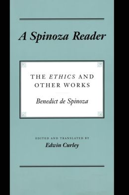 A Spinoza Reader: The