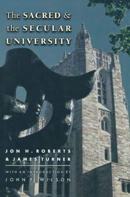 The Sacred and the Secular University