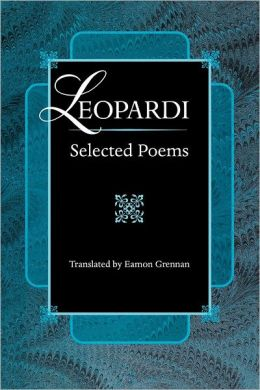 Leopardi: Selected Poems