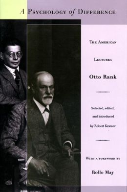 A Psychology of Difference: The American Lectures