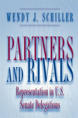 Partners and Rivals: Representation in U.S. Senate Delegations