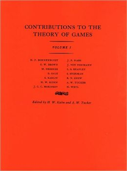Contributions to the Theory of Games, Volume I. (AM-24)