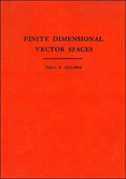 Finite Dimensional Vector Spaces. (AM-7)