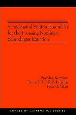 Semiclassical Soliton Ensembles for the Focusing Nonlinear Schrodinger Equation (AM-154)