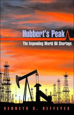 Hubbert's Peak: The Impending World Oil Shortage