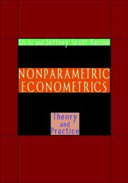 Nonparametric Econometrics: Theory and Practice