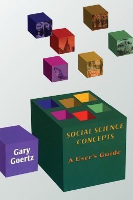 Social Science Concepts: A User's Guide