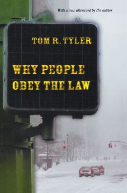 Why People Obey the Law