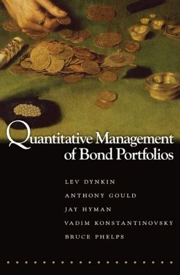 Quantitative Management of Bond Portfolios