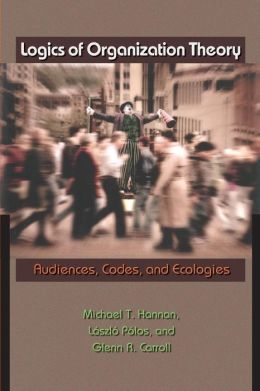 Logics of Organization Theory: Audiences, Codes, and Ecologies Michael T. Hannan, Laszlo Polos and Glenn R. Carroll