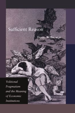 Sufficient Reason: Volitional Pragmatism and the Meaning of Economic Institutions