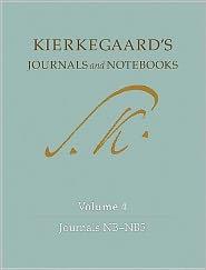 Kierkegaard's Journals and Notebooks: Volume 4, Journals NB-NB5
