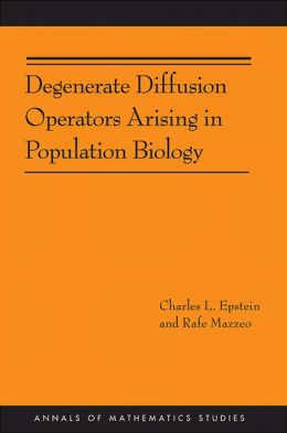 Degenerate Diffusion Operators Arising in Population Biology
