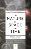 Book Cover Image. Title: The Nature of Space and Time, Author: Stephen Hawking