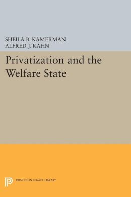Privatization and the Welfare State