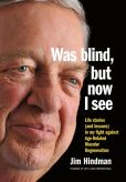 Book Cover Image. Title: Was blind, but now I see, Author: Jim Hindman