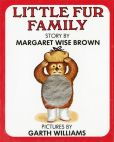 Book Cover Image. Title: Little Fur Family, Author: Margaret Wise Brown