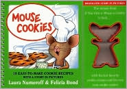 Mouse Cookies/with Cookie Cutter: 10 Easy-to-Make Cookie Recipes/Spiral