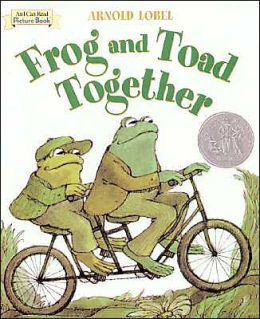 Frog and Toad Together (I Can Read Picture Book Series)