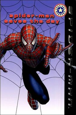 Spider-Man Saves the Day (I Can Read Book 2 Series)