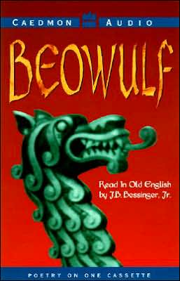 Beowulf: In Old English (1 Cassette)