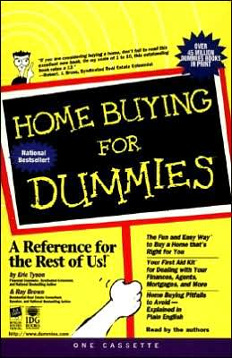 Home Buying for Dummies: A Reference for the Rest of Us (Cassette)