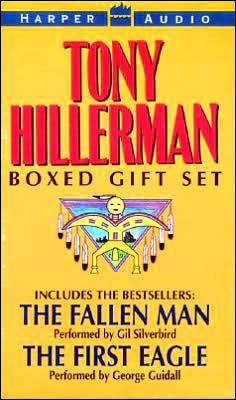 Tony Hillerman Boxed Gift Set: The Fallen Man/The First Eagle