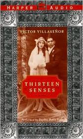 Thirteen Senses: A Memoir (4 cassettes)