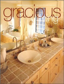 Gracious Living: Kohler Coordinates for the Kitchen and Bath