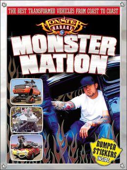 Monster Nation: Monster Garage