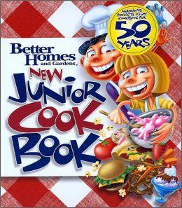 Better Homes & Gardens New Junior Cook Book